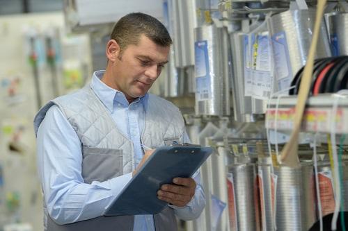 un audit en service de maintenance industrielle