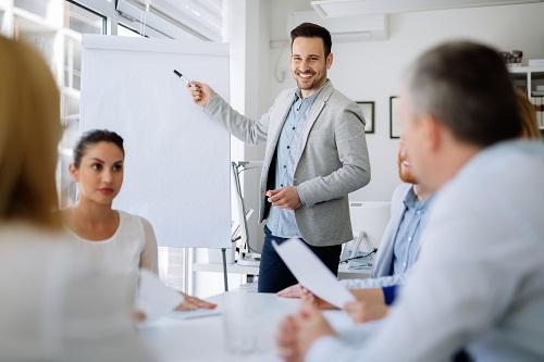 Suivre une formation pour développer ses compétences